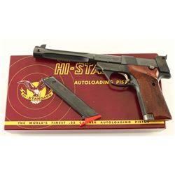 Hi-Standard Supermatic Trophy .22 LR
