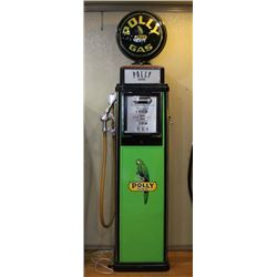 Vintage Polly Gas Pump