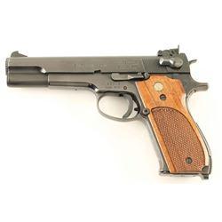 Smith & Wesson 52-2 .38 Spl SN: A192542