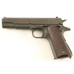 *Colt 1911A1 .45 ACP SN: 907684