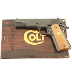 Colt Government Model .45 ACP SN: 70B14144