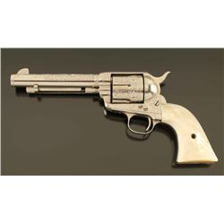 Colt Single Action Army .45 Colt SN: 126609