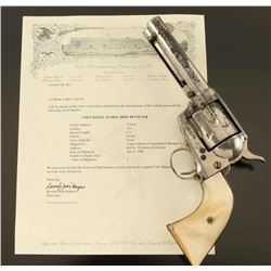 Colt Single Action Army .45 Colt SN: 278242