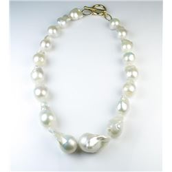 Gorgeous South Sea Blister Pearls