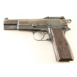 Fabrique Nationale P-35 9mm SN: 9890