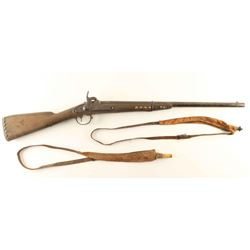 Springfield Percussion Rifle .69 Cal NVSN