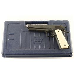 Colt Government Model .38 Super SN FR20183E