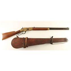 Winchester 1866 Rifle .44 RF SN: 27654