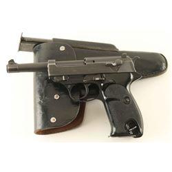 Manurhin P1 9mm SN: 237023