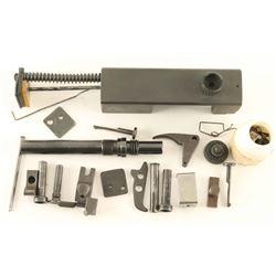 Mac 11 380 Submachine Gun Parts