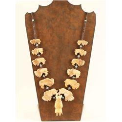 Bone Fetish Necklace