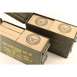Lot of 30-06 CMP Ammo