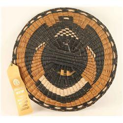 Hopi Basketry Tray