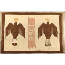 Navajo Thunderbird Rug