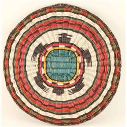 Hopi Basketry Tray