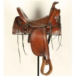 Beautiful Sam Stage Saddle