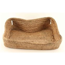 Antique California Tribe Berry Basket