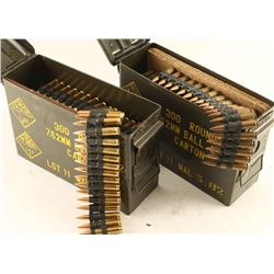 Lot of 308 Ammo