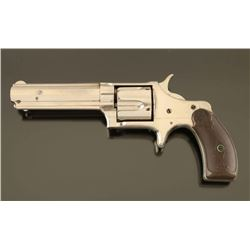 Remington Smoot New Model No. 3 .38 CF NVSN