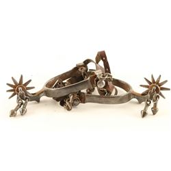 Ladies Iron Spurs
