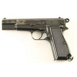 D.G.F.M. Hi-Power 9mm SN: 07-54813