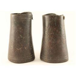 SC Gallup Cowboy Cuffs