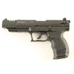 Walther P22 .22 LR SN: N004606