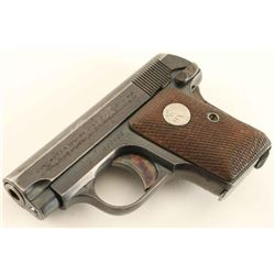 Colt 1908 Vest Pocket .25 ACP SN: 402992