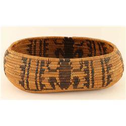 Antique Pomo Indian Basket