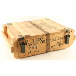 Crate of 7.92/8mm