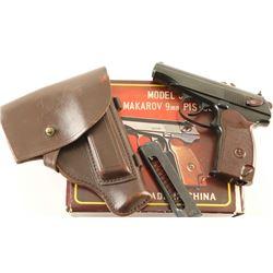 Norinco 59 9mm Makarov SN: ZZ272222
