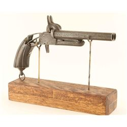 Relic Exposed Hammer European Pistol & Stand