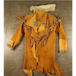 Western Mountain Man Coat