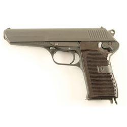 CZ pistole vz.52 7.62x25 SN: C04823