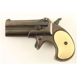 Remington Double Derringer .41 RF SN: 499