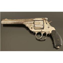 Belgium Smith & Wesson Brevete .44-40 Win