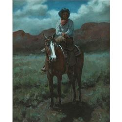 Original Oil on Canvas by John Jones