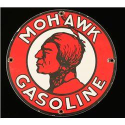Antique Mohawk Gasoline Porcelain