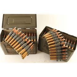 200 Rds 50Cal Linked Ammo