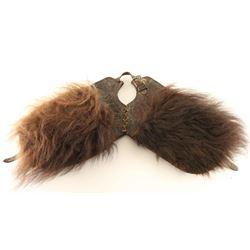 Buffalo Pommel Bags