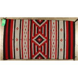 Navajo Granda Red Rug