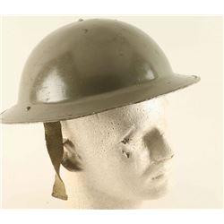 British WWII Helmet
