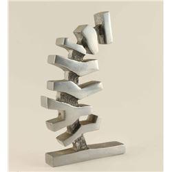 Modern Metal Art by Christian Lymann Hansen