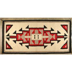 Classic Navajo Rug