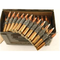 100 Rds 50Cal Linked Ammo
