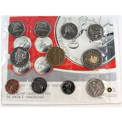 2010 Canada Olympic Special Edition Uncirculated Proof Like Set.