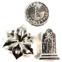 Beaver Bullion/Pheli Mint Fine Silver Collection (Tax Exempt). You will receive the 3oz Pheli Mint T