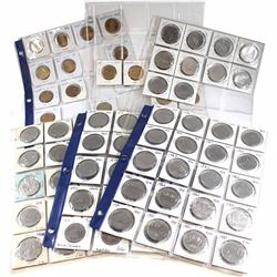 Estate Lot 1969-2015 Canada Dollar Collection. You will receive 69x Nickel Dollars dated 1969 to 198
