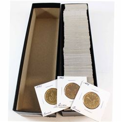 Estate Lot 1994-2010 Canada Loon Dollar Collection. You will receive 23x 1994 Memorial Loons, 29x 19