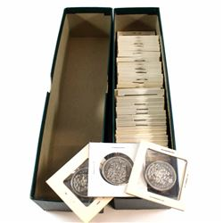 Estate Lot 1968-1971 Canada 50-cent & Nickel Dollar Collection. You will receive 17x 1968 Dollars, 2